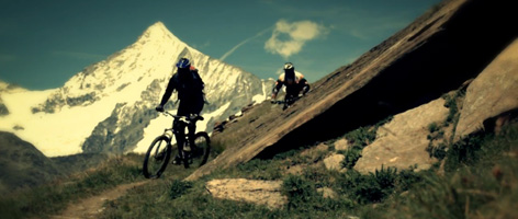 Gornergrat – Trailsurfing in Zermatt
