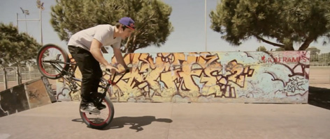 Roland Pellegrin & Unleaded Bmx
