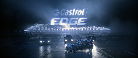Castrol EDGE Titanium Strong Blackout