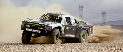 Monster Energy: Ballistic B.J. Baldwin